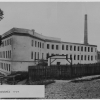 Fotografie budovy Gebauerovky patřící firmě Massag, SOkA Nový Jičín, 1924