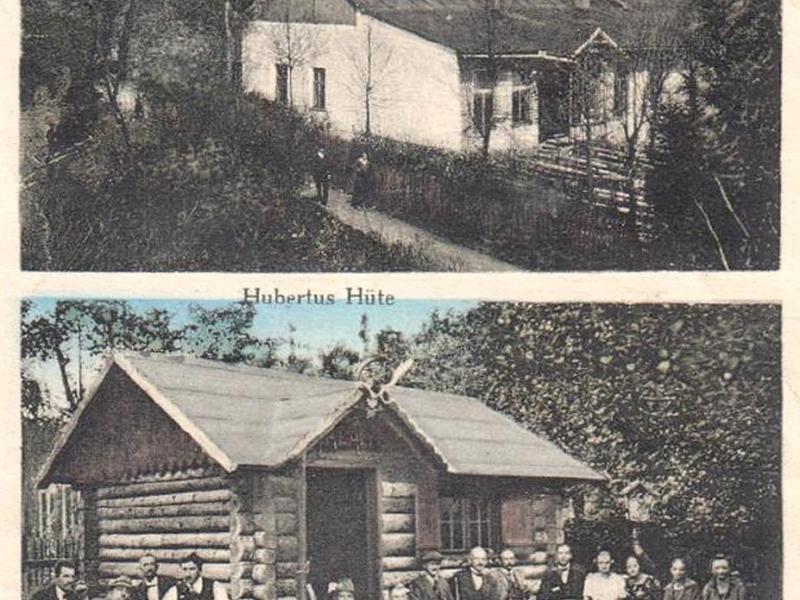 Údolí mladých - pohlednice ze soukromé sbírky, 30. léta