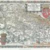 Helwigova mapa Slezska z roku 1561