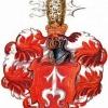 Erb Sedlnických z Choltic, majitelů panství  a zámku od r. 1648 do r. 1945